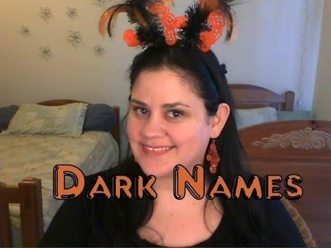 Dark Baby Names
