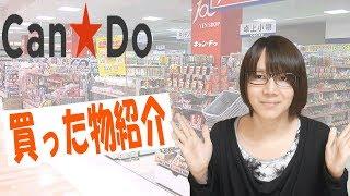 【100均】100円ショップキャンドゥーで大量購入 買った物紹介【Vlog】