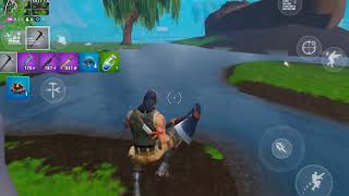 Fortnite Mobile Gameplay - France iPad 9.7inch/ iPad 6th Generation (fr) 11 Tuer Gagner