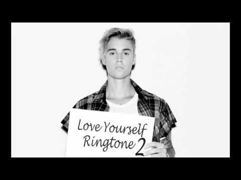 Justin Bieber - Love Yourself Ringtone 2