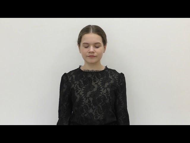 Изображение предпросмотра прочтения – ВасилисаТегина читает произведение «Женитьба» Н.В.Гоголя