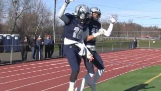 CT Sports Now - Hillhouse Vs. St. Joseph Class M Football Championship Game Highlights