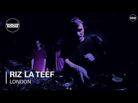Riz La Teef Boiler Room London DJ Set