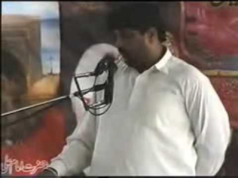 Zakir Syed Aamir Abbas Rabani Part:1