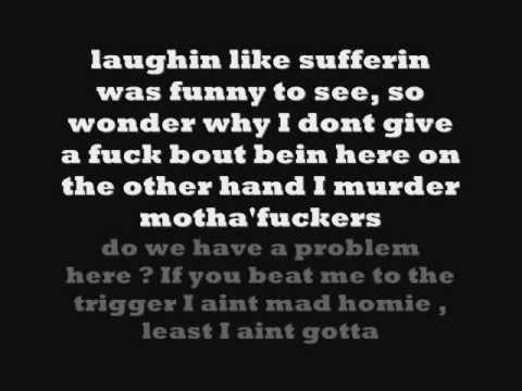 Zro Blast Myself Lyrics