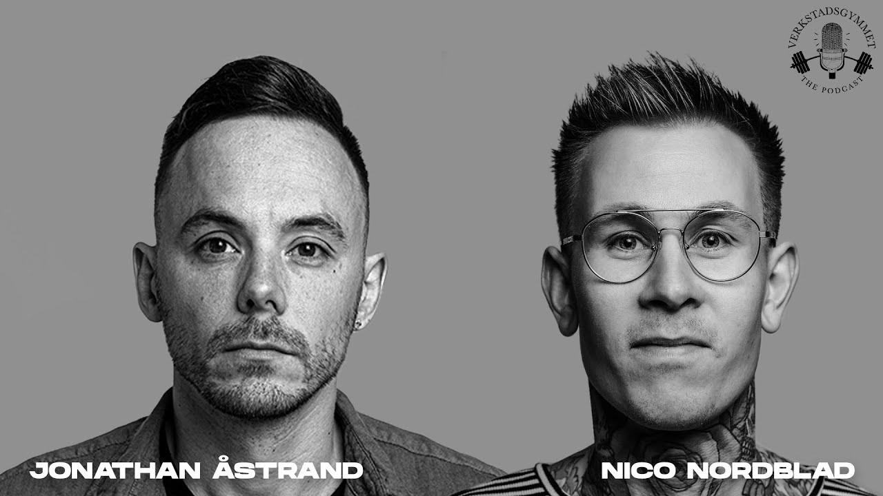 Verkstadsgymmet - The Podcast - Jonathan Åstrand