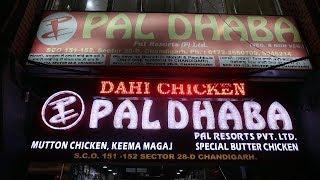 Late Night | Dinner At Pal Dhaba Chandigarh | SharmaJi Technical | Varchasvi Sharma | VBO Life