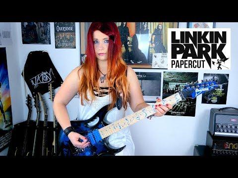 LINKIN PARK - Papercut [GUITAR COVER] 4K | Jassy J