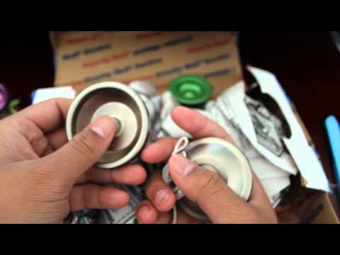 One Drop DANG, C3 Di Base, YYF Popstar Unboxing