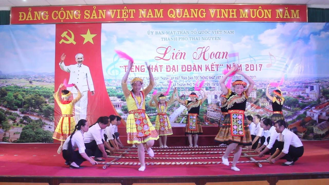 Múa Sạp - Đơn vị Xã Thịnh Đức, thành phố Thái Nguyên #1
