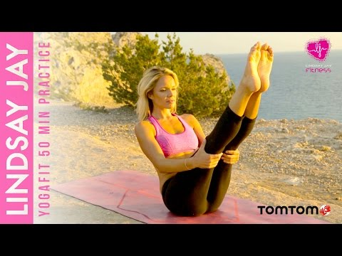Sunset Yoga Flow | Relax & Let Go