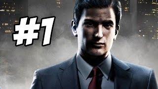 Lets play Mafia 2   #01   Kapitel 1   German Notalk PC