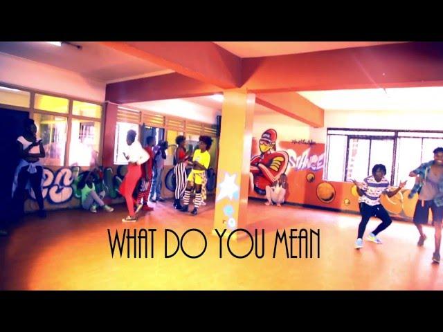 What Do You Mean - Justin Bieber | Sarakasi Dancers | Choreography by Fezzoh