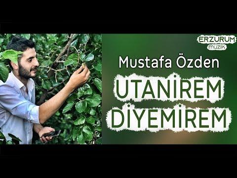Mustafa Özden - Utanirem Diyemirem ( Erzurum Halayları ) Erzurum Müzik ©