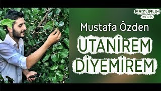 Mustafa Özden - Utanirem Diyemirem (Erzurum Halayları)