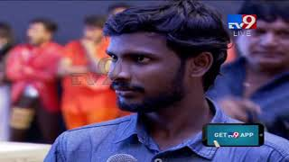 Roller Raghu Funny Conversation With Anchor Jhansi at Anando Brahma Pre-Release Event - TV9