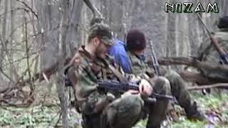 Президент ЧРИ Аслан Масхадов. Выход из окружения и обстрела.