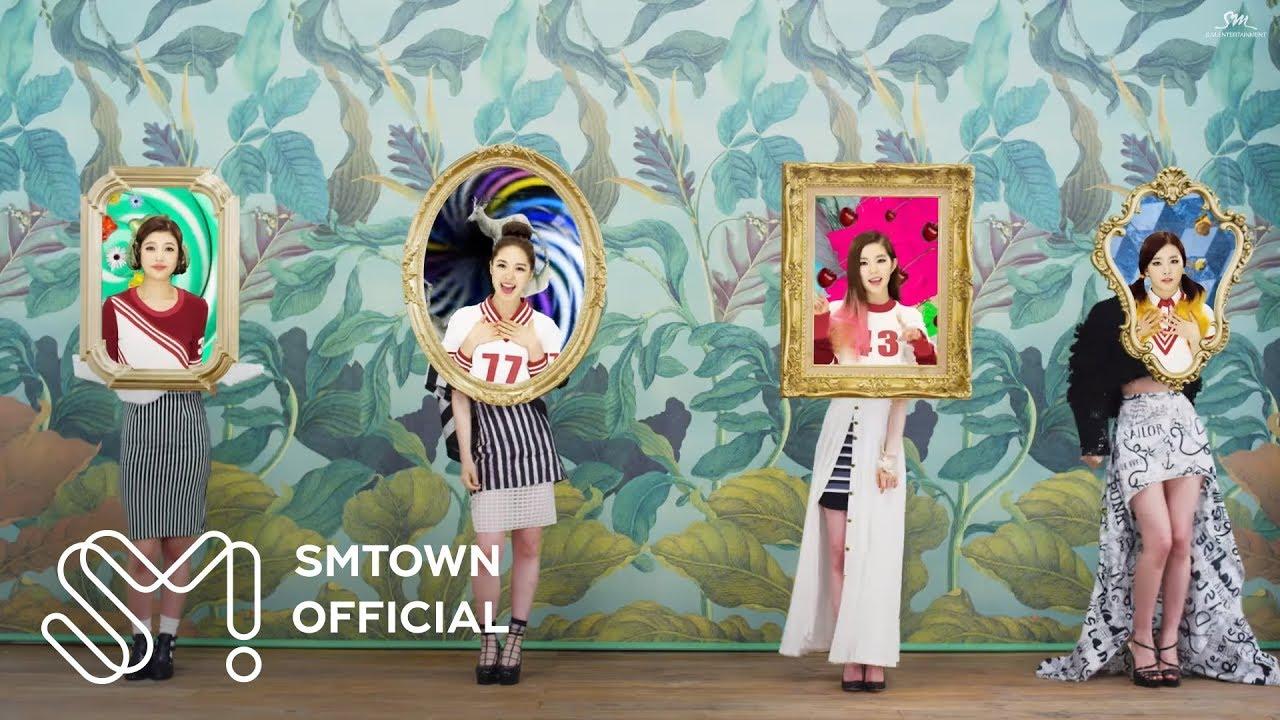 Red Velvet 레드벨벳 행복 Happiness Mv Youtube