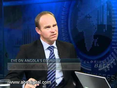 Eye on Angola's Economy with Gregory Havermahl
