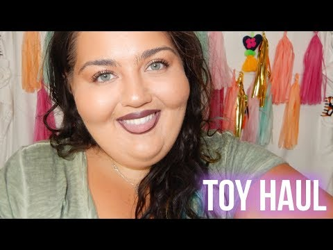 ADULT TOY HAUL & SEX POSITIVE Q&A | #3
