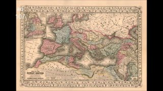 Europe 1000 B.C. to 2016 A.D. Every 50 Years