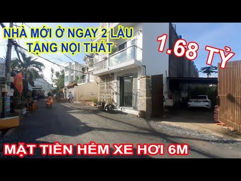 Bán Nhà Hẻm Xe Hơi Huỳnh Tấn Phát Sổ Hồng Riêng - Bất Động Sản Nhà Bè