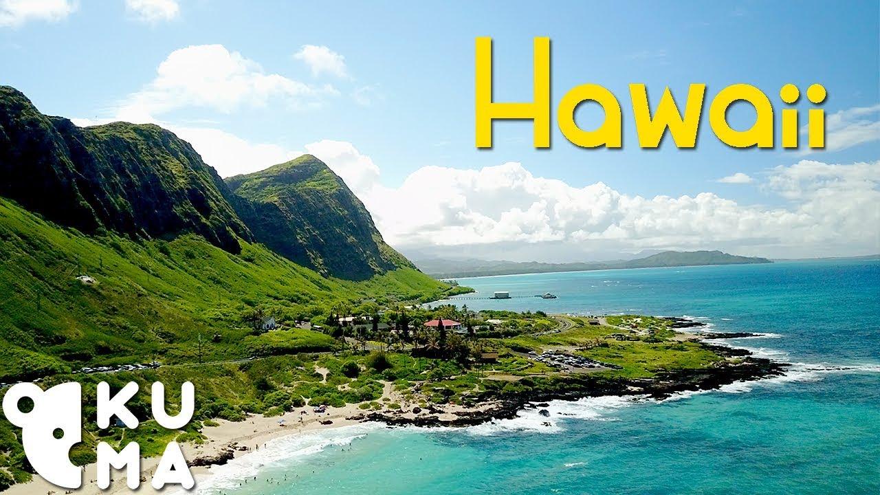 Why Is Hawaii So Beautiful? - Hawaii Travel Video (4K