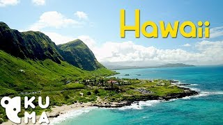 Why Is Hawaii So Beautiful? - Hawaii Travel Video (4K)