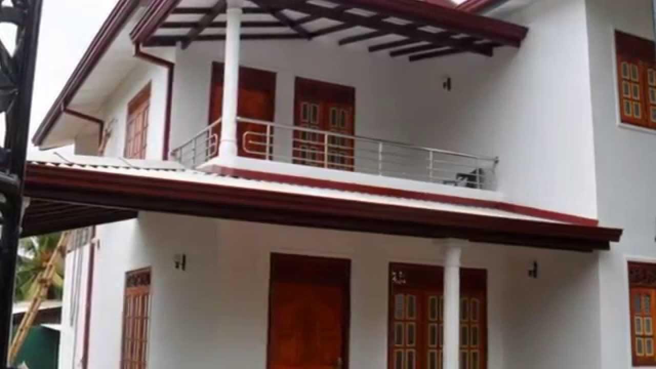 New House for sale in Kadawatha wwwADZkinglk  YouTube