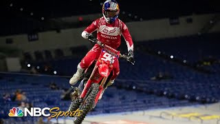 Supercross Round 5 at Indianapolis | EXTENDED HIGHLIGHTS | 2/2/21 | Motorsports on NBC