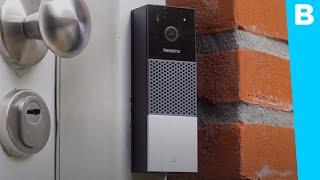 Slim een-tweetje: videodeurbel en slot werken samen