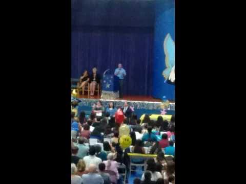 Todd county middle school  8th grade graduation