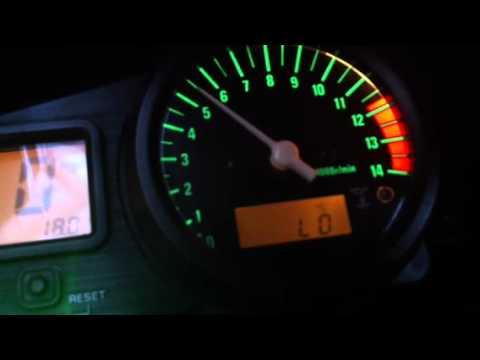 R1 throttle position sensor adjustment - YouTube