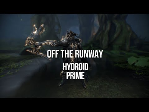 Warframe: Off The Runway - Hydroid Prime