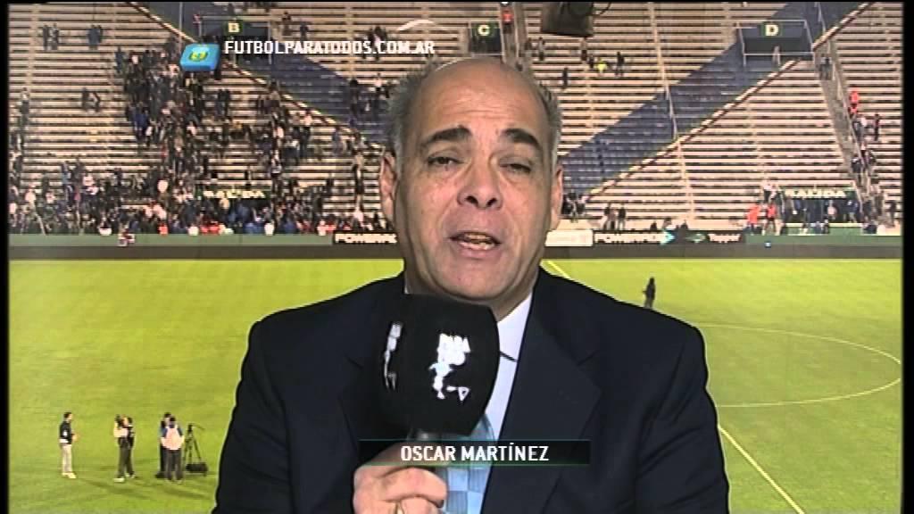 Gimnasia Vs Newells Picture: El Análisis De Oscar Martínez. Vélez 2