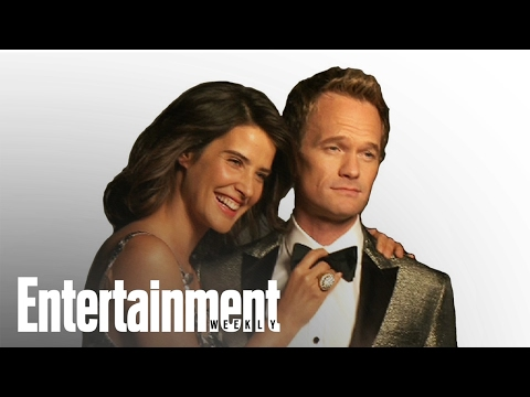 How I Met Your Mother: Neil Patrick Harris & Cobie Smulders Interview Part 2 | Entertainment Weekly