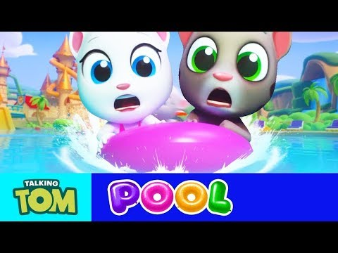 FUNNYS MOMENT GAMES FOR CHILDREN TOM POOL #4 Gameplay