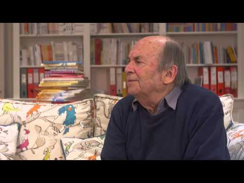 Lots Of Questions: Sir Quentin Blake