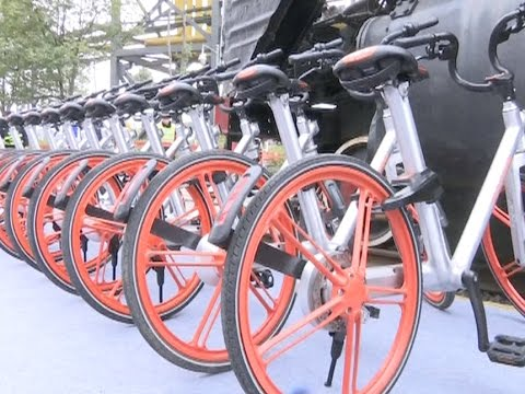 Chengdu Rolls out China's First Regulations on Shared Bikes