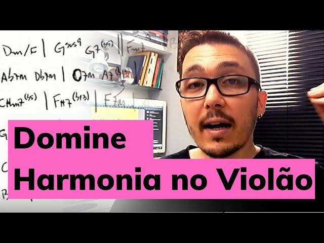 2 - Por que Estudar Harmonia é Importante? - Guia de Harmonia Para Violão