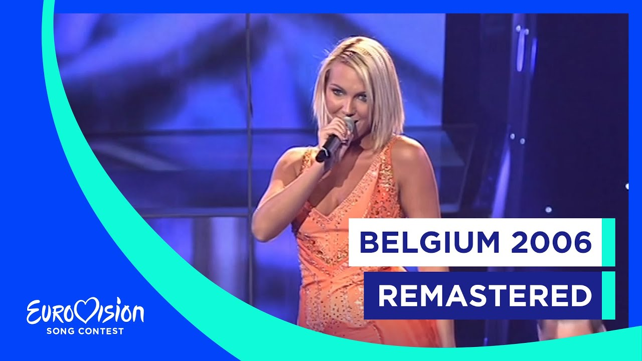 Kate Ryan - Je T'Adore - Belgium 🇧🇪 - Eurovision Song Contest 2006