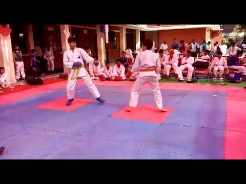 Gurung Karate Academy-regd Student #Rishabh Tandon Win #Silver #Medal
