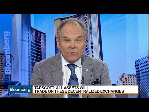 The Renminbi Will Become A Cryptocurrency, Blockchain Research Inst.'s Tapscott Says