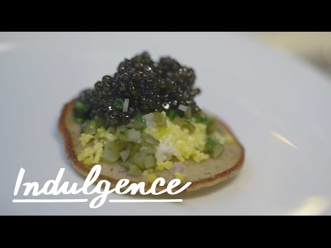 How To Serve Caviar And Champagne Like A Baller