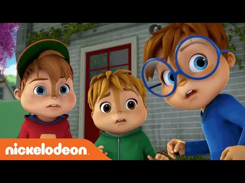 ALVINNN!!! and the Chipmunks | Did You Hear The News? | Nick
