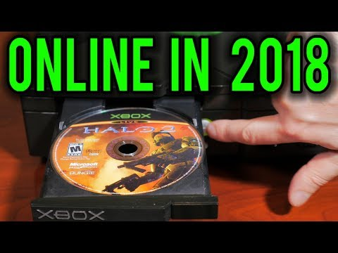 Online with the Original Xbox and XLink Kai in 2018, Play Halo 2 and more ! | MVG