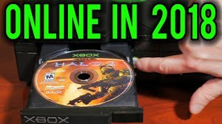 Online with the Original Xbox and XLink Kai in 2018 Play Halo 2 and more