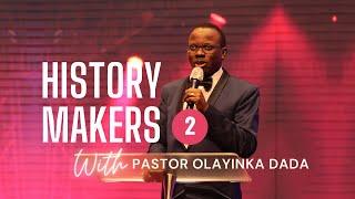 Jochebed: Power of Vision   Pastor Yinka Dada History Makers 11  RCCG Restoration House  May 2, 2021