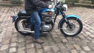bsa a50 royal star 1967 for sale on ebay