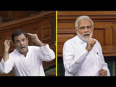 Rahul, Modi trade barbs over Rafale deal